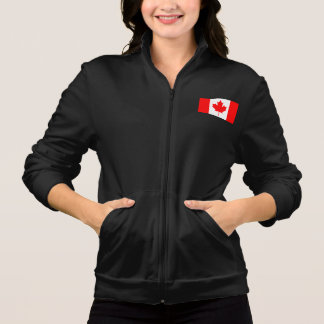 Monochrome Canada Flag