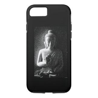 Monochrome Carved Buddha iPhone 7 Case
