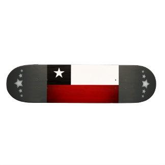 Monochrome Chile Flag Skateboard Decks