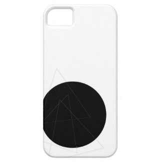 Monochrome Geometric iphone case iPhone 5 Covers