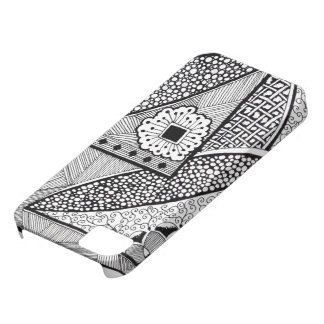Monochrome iPhone 5 Covers