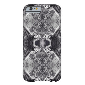 Monochrome Mask Barely There iPhone 6 Case