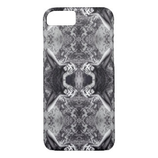 Monochrome Mask iPhone 7 Case