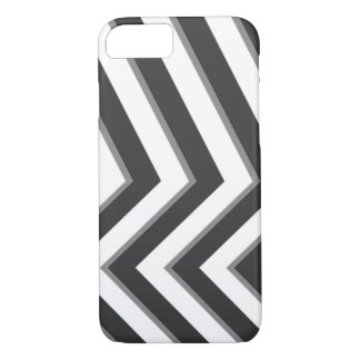 Monochrome Pattern iPhone 8/7 Case