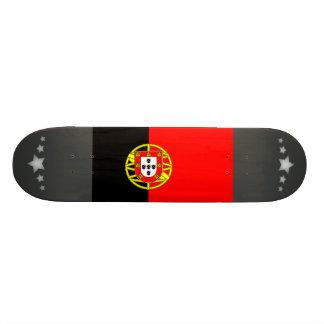 Monochrome Portugal Flag Skate Decks