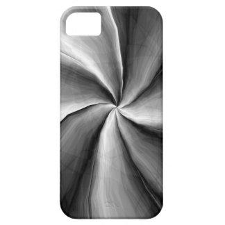 Monochrome Swirl iPhone 5 Case