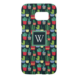 Monogram | A Crowd of Cactus