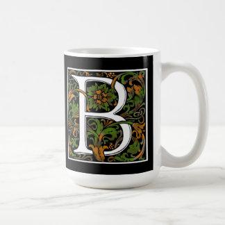 Monogram B Color Mug