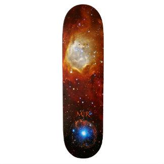 Monogram Celestial Bauble - SXP1062 space picture Custom Skateboard