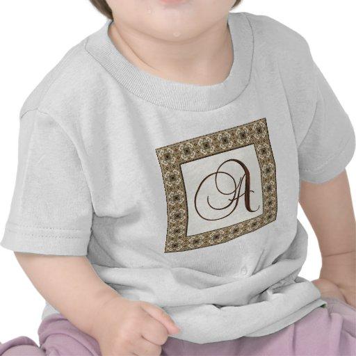 Monogram : Choca Mocha :  A Tee Shirts