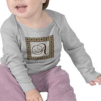 Monogram : Choca Mocha :  A Shirt
