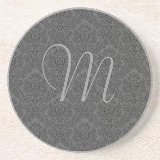 Monogram Coaster