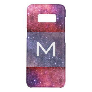 Monogram Colorful Galaxies Layers Case-Mate Samsung Galaxy S8 Case