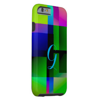 Monogram Colorful Style iPhone case