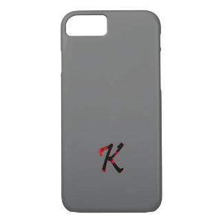 Monogram Cover Screen Protector for iPhone