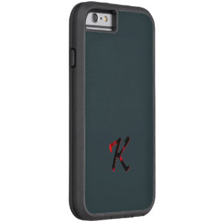 Monogram Cover Screen Protector for iPhone 6 Tough Xtreme iPhone 6 Case