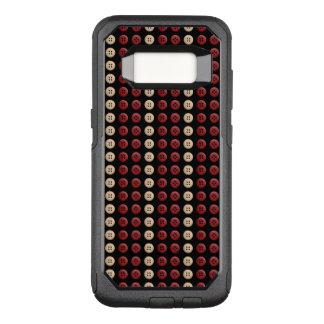 Monogram Customizable Cool Cute Unique Pattern OtterBox Commuter Samsung Galaxy S8 Case