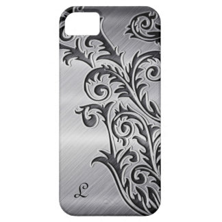 Monogram Customizable Etched IPhone 5/5S Case