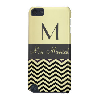 Monogram - Customizable iPod Touch (5th Generation) Case