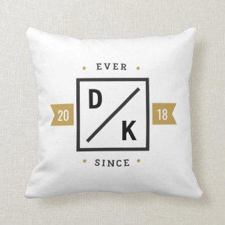 Monogram Ever Since Cushion