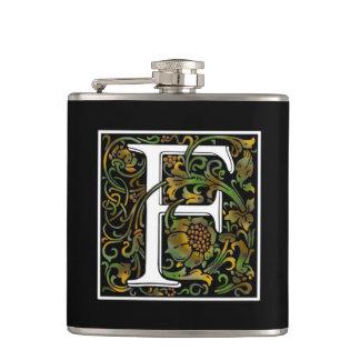 Monogram F Color Flask