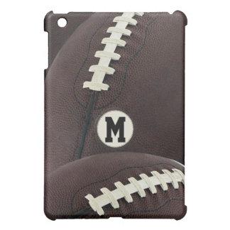 Monogram Football iPad Mini Case