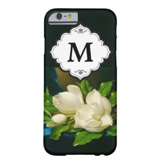 Monogram Giant Magnolias Fine Art Barely There iPhone 6 Case