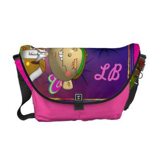 Monogram Girl Power / Scout Rickshaw Messenger Bag