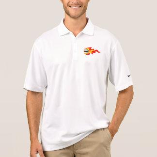 Monogram Golf Fireball Polo