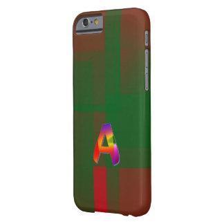 Monogram Greenish Style iPhone case