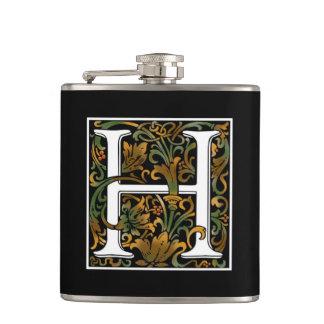 Monogram H Color Flask