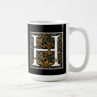 Monogram H Color Mug