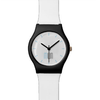 MONOGRAM HRS white | edit hour marker colors Watch