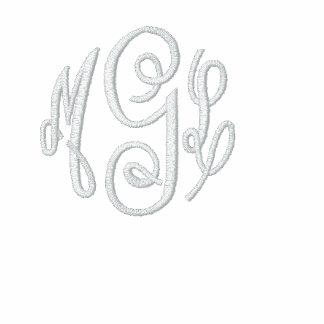 Monogram Initial T-shirt
