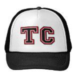 """Monogram Initials """"TC"""" Cap"""