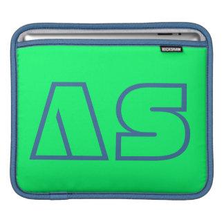 Monogram iPad Sleeve