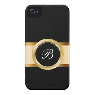 Monogram iPhone 4 Case