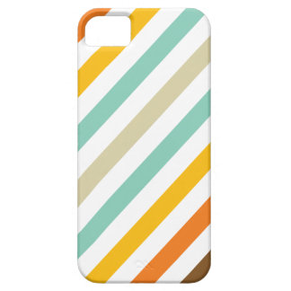 Monogram  iPhone 5 Case Barely There