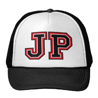 Monogram 'JP' initals Hat