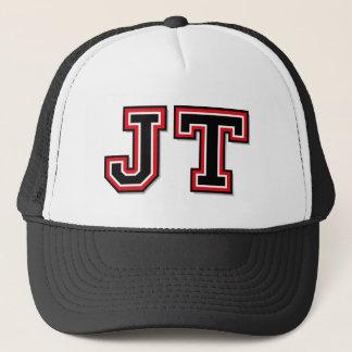 Monogram 'JT' Initials Trucker Hat