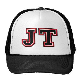 Monogram 'JT' Trucker Hats