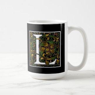 Monogram L Color Mug