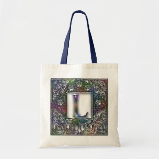 Monogram L Tote Bag