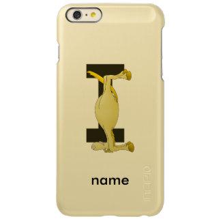 Monogram Letter I Pony Personalised Incipio Feather® Shine iPhone 6 Plus Case