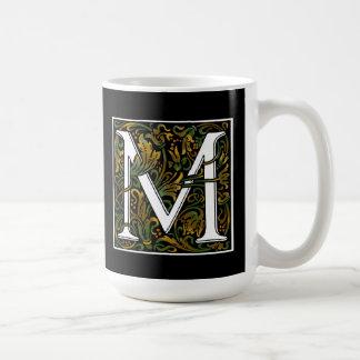Monogram M Color Mug