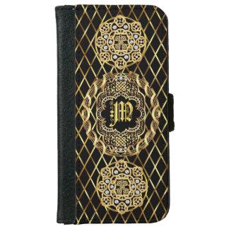Monogram M IMPORTANT Read About Design iPhone 6 Wallet Case