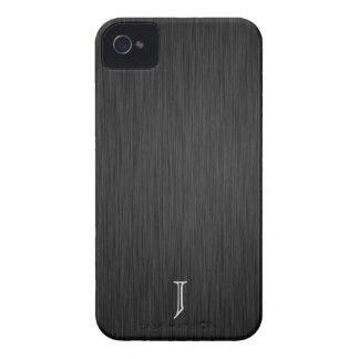 Monogram Metallic iPhone 4/4S Case Mate Case
