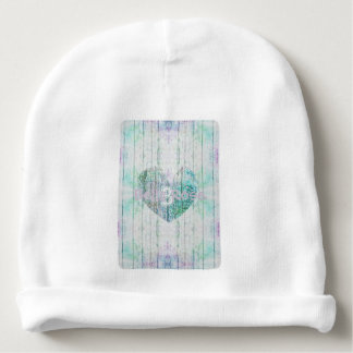 Monogram Multi-Colour Custom Baby Products Baby Beanie