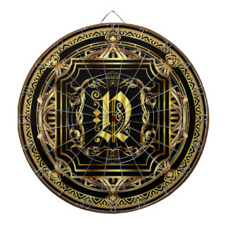 Monogram N Get Other Products W/Monogram Dartboard