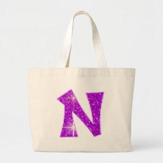 Monogram N Jumbo Tote Jumbo Tote Bag